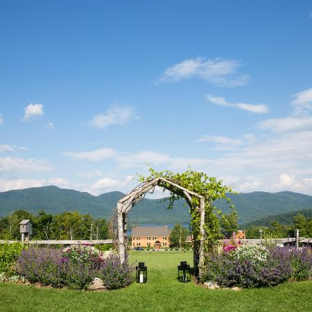 Chittenden, VT: Wedding Knoll summer