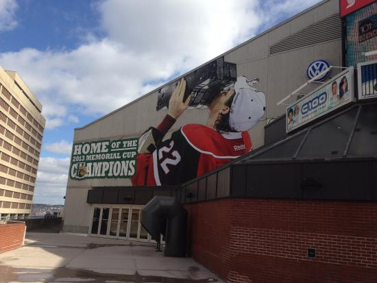 Scotiabank Centre: Home of the Halifax Mooseheads QMJHL team