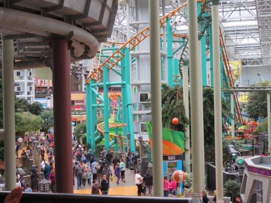 Exciting Rides Picture Of Mall Of America Bloomington