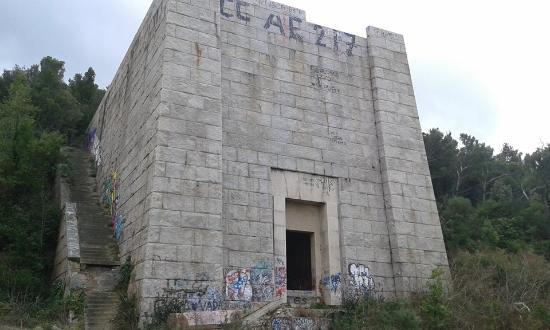 Mausoleo di Ciano