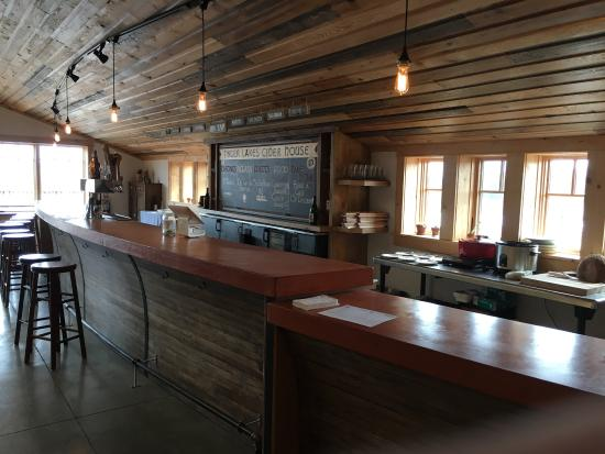 Finger Lakes Cider House named February business of the month
