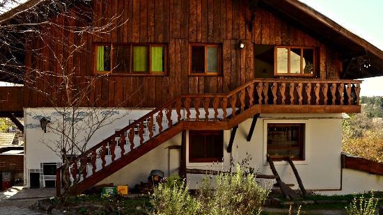 Planeta Cumbrecita Hostel : contrafrente