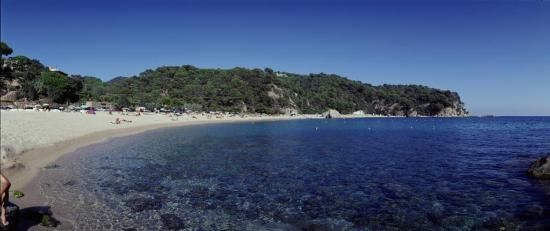 Can Millan Costa Brava : Cala Canyelles