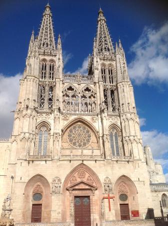 Catedral de Burgos: fotografía de Catedral de Burgos ...