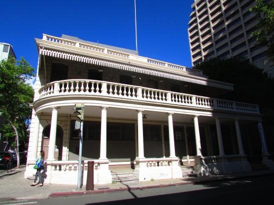 ‪Kamehameha V Post Office Building‬