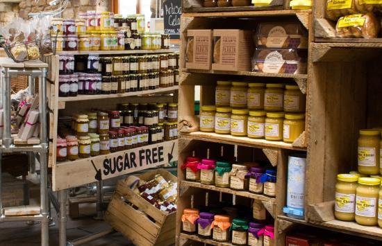 Cockerham, UK: Sugar Free too