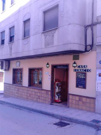 CAFETERIA CASA IGNACIO