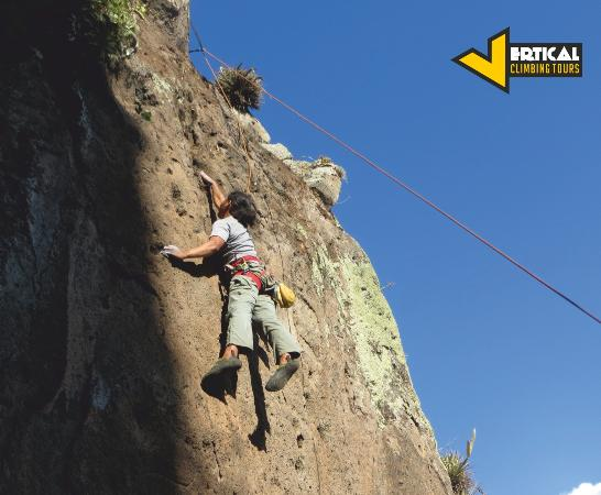 Vertical Climbing Tours