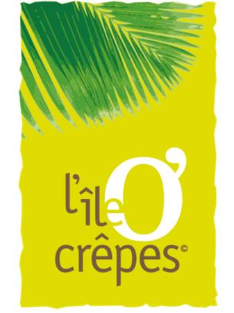 L'Ile O' Crêpes : Logo