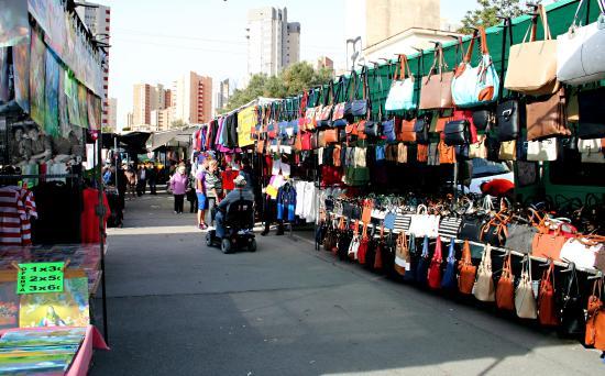 Mercado municipal de Benidorm. - Opiniones de viajeros sobre ...