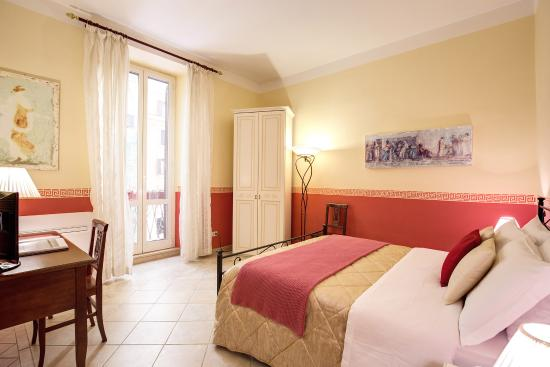 Loggetta di Trastevere: Double room AUGUSTA