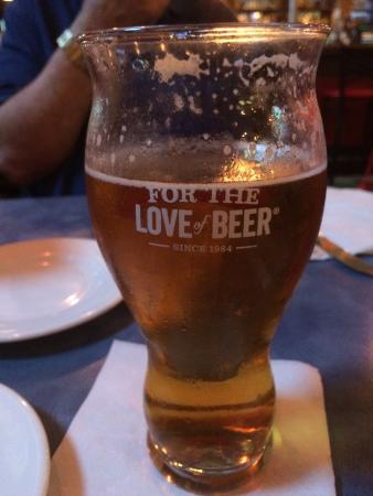 Woody's Roadside: Biloxi Blond Beer
