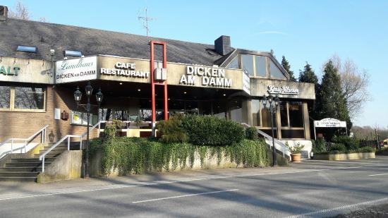 Dicken am Damm, Mülheim an der Ruhr - Restaurant