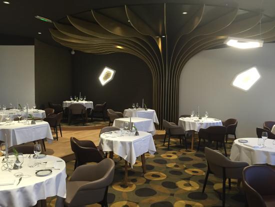 La Liégeoise-Atlantic : Salle de restaurant
