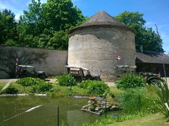 Auberge De La Luzerne BernieressurMer France