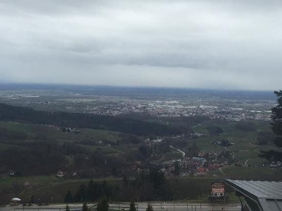 Gästehaus Spinnerhof: Aussicht
