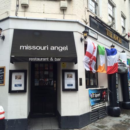Missouri Angel Restaurant London