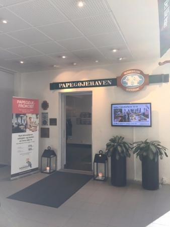 Restaurant Papegøjehaven, Aalborg - Restaurantanmeldelser - TripAdvisor