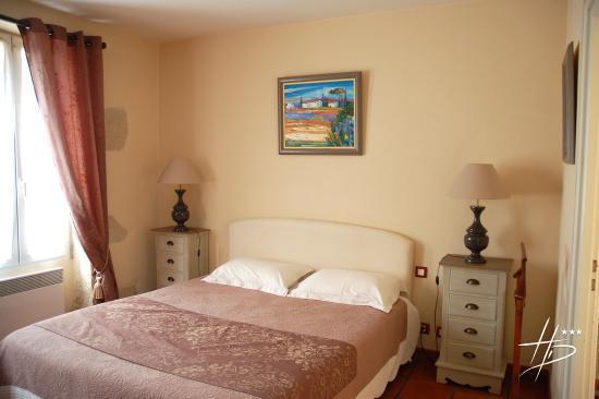 Logis Hostellerie des Ducs: Chambre de l'Hostellerie des Ducs