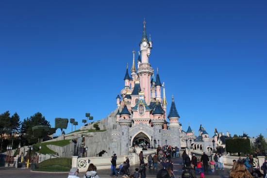 Castle At Disneyland Paris Picture Of Disneyland Park