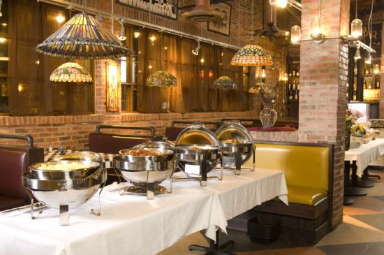 Mark Twain Hotel : Breakfast Buffet