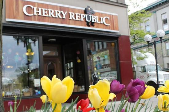 ‪Cherry Republic in Ann Arbor‬