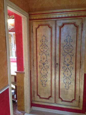 armoire encastrée entrée sdb