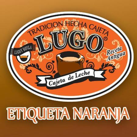 Sayula, المكسيك: Cajetas Lugo Etiqueta Naranja