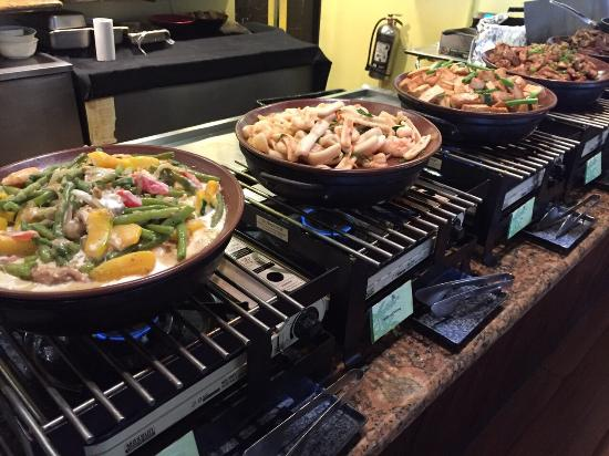 delicious buffet comes at a price review of palm cafe tumon rh tripadvisor com ph