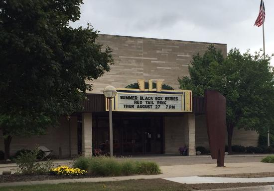 Tecumseh Center for the Arts in Tecumseh, Michigan.