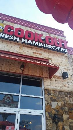 Cookout Restaurant Conway Restaurant Reviews Phone Number - Cook out us map