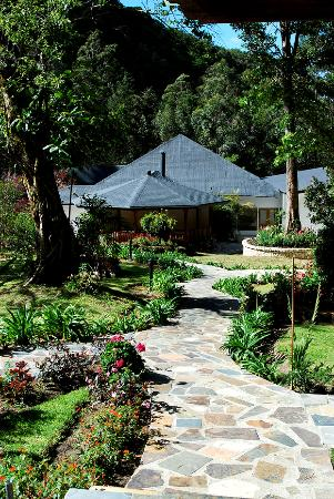 كاسا جراند باكبيتو ريزورت: Jardines Casa Grande
