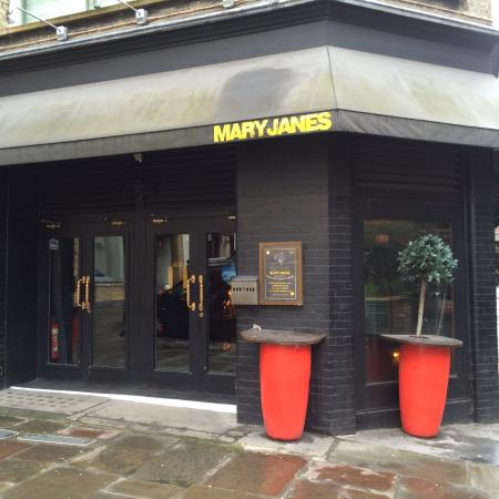 Mary Janes Bar