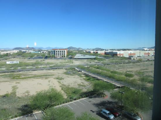view from 7th floor picture of drury inn suites phoenix happy rh tripadvisor com