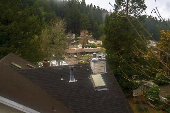 Occidental, CA: View from the Sonoma Room