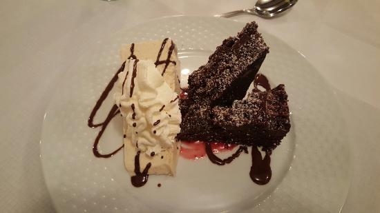 Hotel Medio: Dejlig dessert