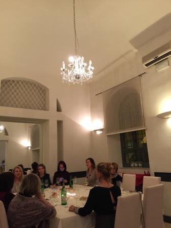 Antipasti E Primi Gluten Free E Sala Da Pranzo Picture Of Larys Rome Tripadvisor
