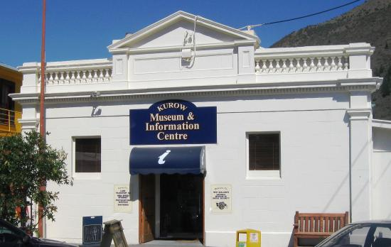 The place to visit in Kurow