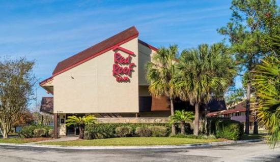 Red Roof Inn - Jacksonville Airport