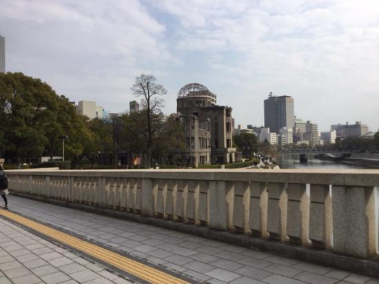 相生橋から見た原爆ドーム - Pic...