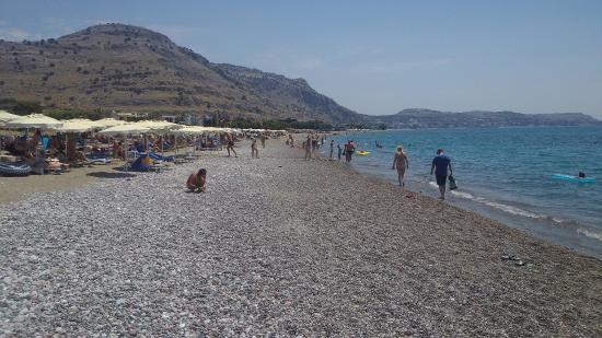 Hotel Sun Beach Lindos Foto