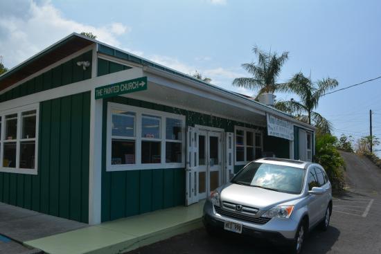 Kona Coffeehouse & Cafe at Honaunau: Kona Coffeehouse & Cafe