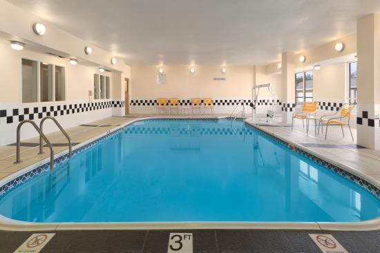 heated indoor pool picture of fairfield inn suites midland rh tripadvisor com