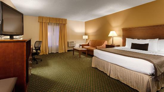 Best Western Plus Governor's Inn: Business King