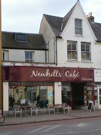 Newhills Cafe