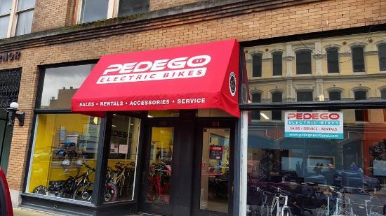 Pedego Electric Bikes Portland