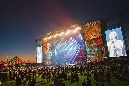 San Diego hosts events from beer fests to music festivals. Photo by Matt Powers