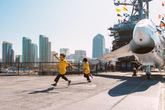 Discover San Diego's rich military history aboard the USS Midway, the longest-serving U.S. Navy