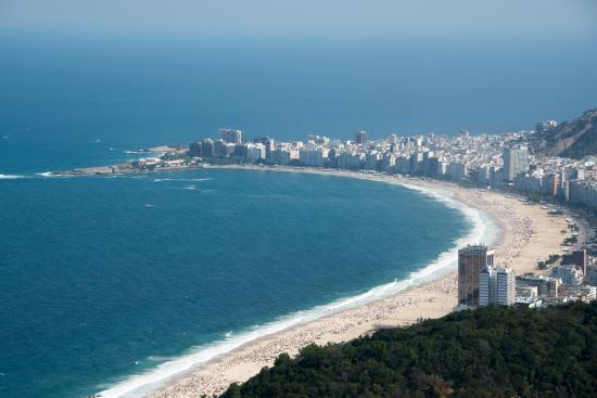 Rio de Janeiro, RJ: View from Sugarloaf Mountain