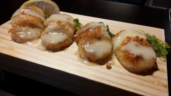 KE Charcoal Grill & Sushi